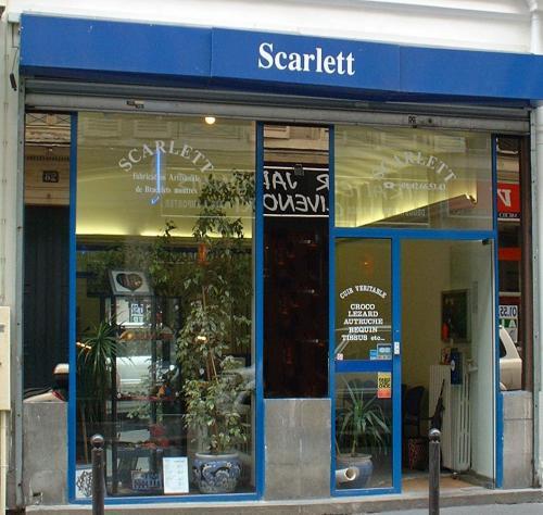 Boutique Scarlett
